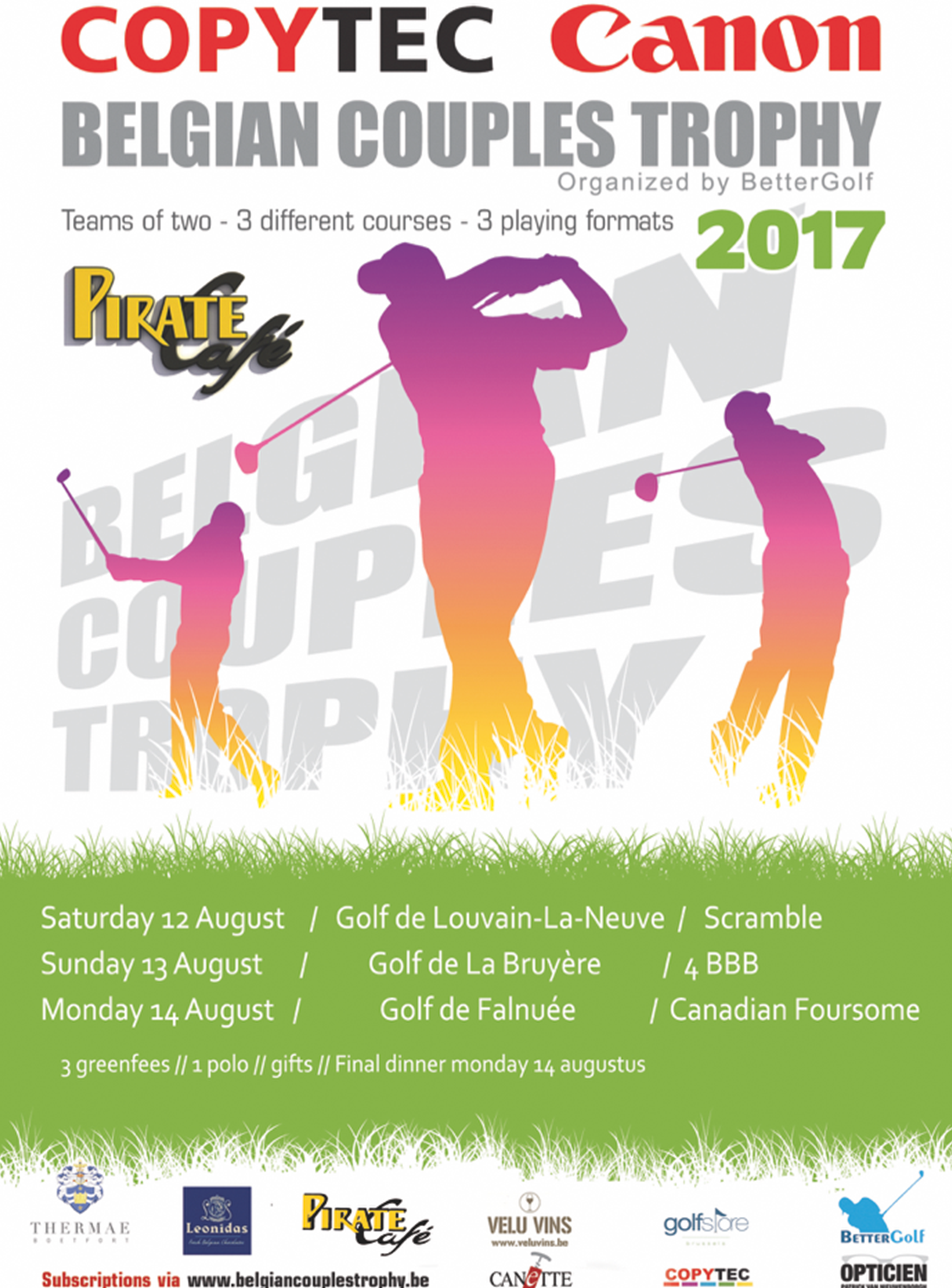 Belgian Couples Trophy 2017