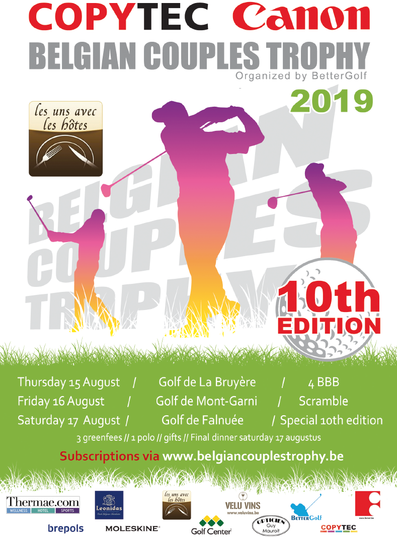 Belgian Couples Trophy 2019